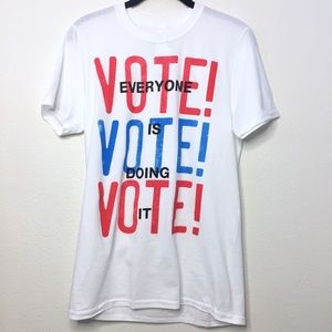 NWT Urban Outfitters Vote Graphic Tee